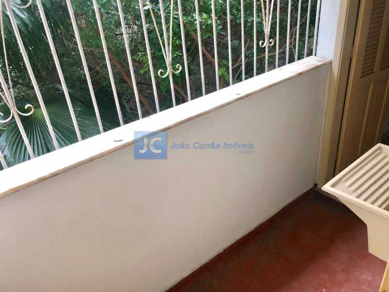 14 - Apartamento Rua Alfredo Reis,Piedade, Rio de Janeiro, RJ À Venda, 1 Quarto, 46m² - CBAP10035 - 15