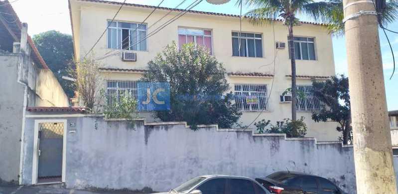 16 - Apartamento Rua Alfredo Reis,Piedade, Rio de Janeiro, RJ À Venda, 1 Quarto, 46m² - CBAP10035 - 17