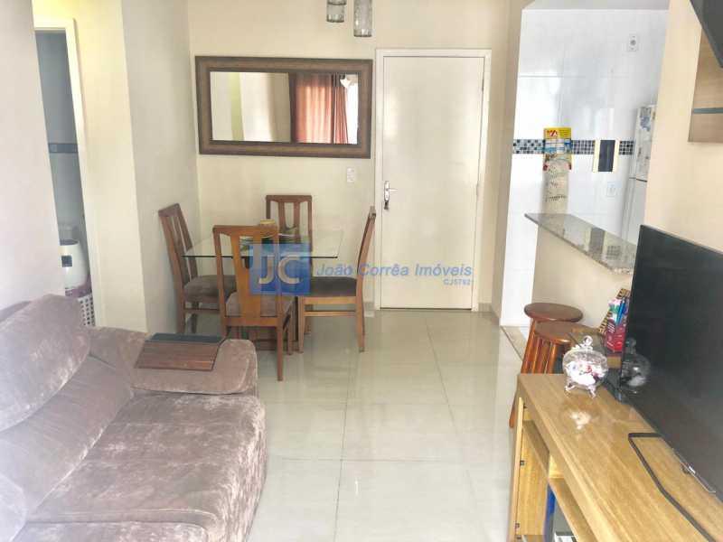 04 - Apartamento À Venda - Quintino Bocaiúva - Rio de Janeiro - RJ - CBAP20257 - 5