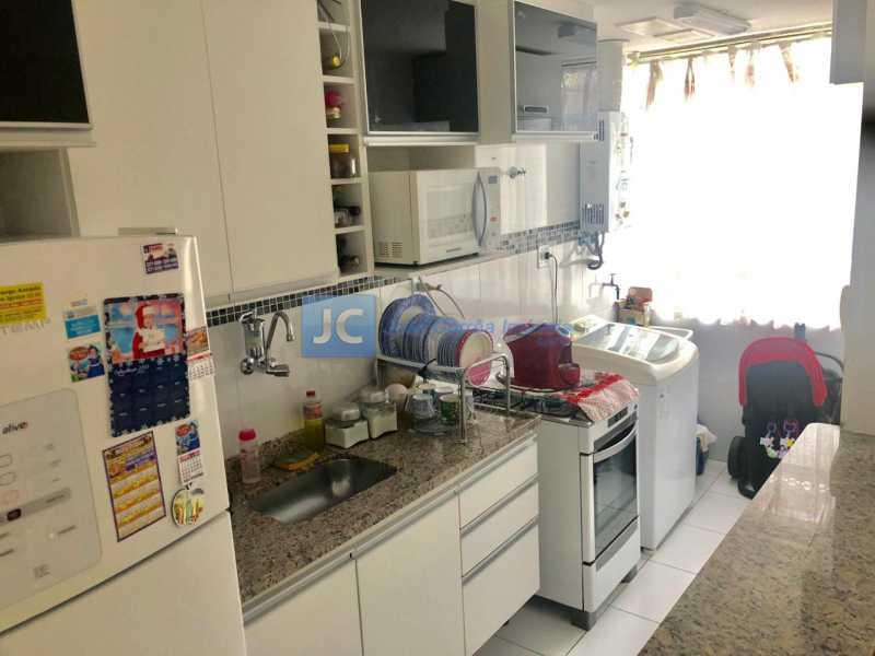 12 - Apartamento À Venda - Quintino Bocaiúva - Rio de Janeiro - RJ - CBAP20257 - 13