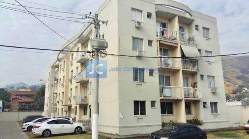 16 - Apartamento À Venda - Quintino Bocaiúva - Rio de Janeiro - RJ - CBAP20257 - 17