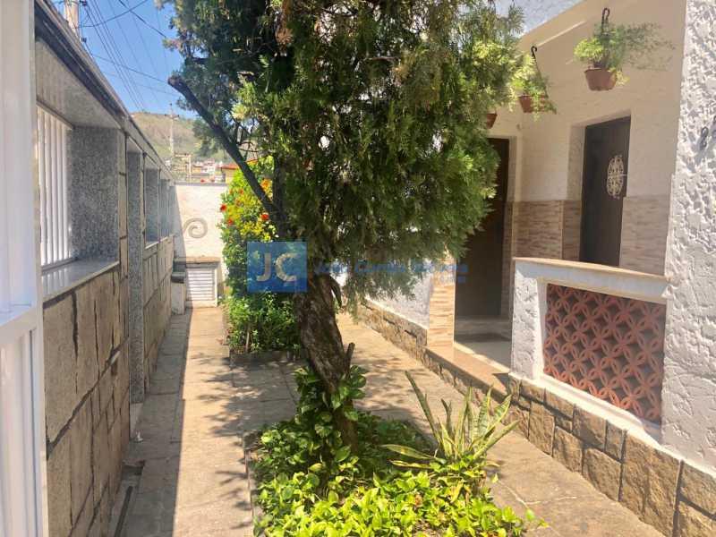 01 - Casa à venda Rua Almirante Ari Parreiras,Rocha, Rio de Janeiro - R$ 660.000 - CBCA40010 - 4