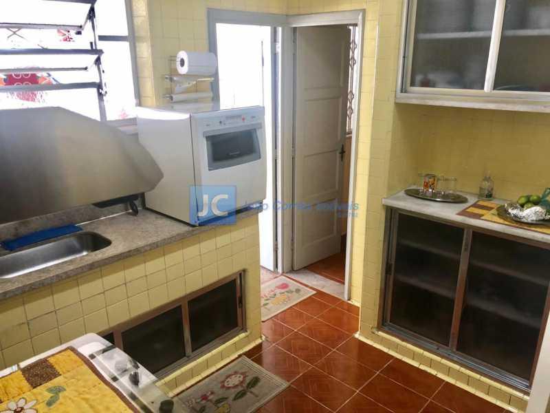 05 - Casa à venda Rua Almirante Ari Parreiras,Rocha, Rio de Janeiro - R$ 660.000 - CBCA40010 - 8