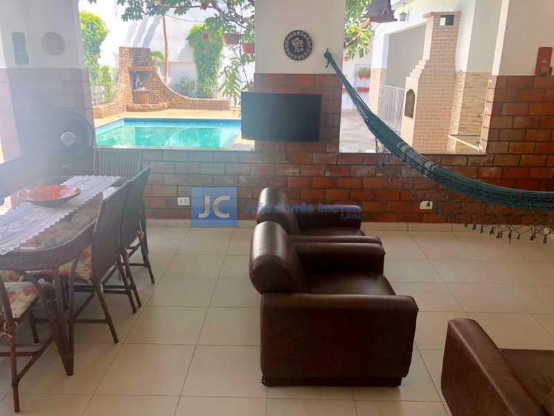 07 - Casa à venda Rua Almirante Ari Parreiras,Rocha, Rio de Janeiro - R$ 660.000 - CBCA40010 - 10
