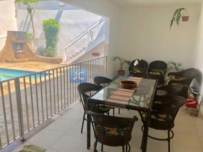 08 - Casa à venda Rua Almirante Ari Parreiras,Rocha, Rio de Janeiro - R$ 660.000 - CBCA40010 - 11