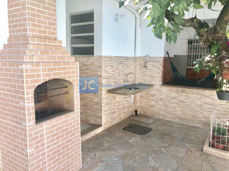 10 - Casa à venda Rua Almirante Ari Parreiras,Rocha, Rio de Janeiro - R$ 660.000 - CBCA40010 - 13