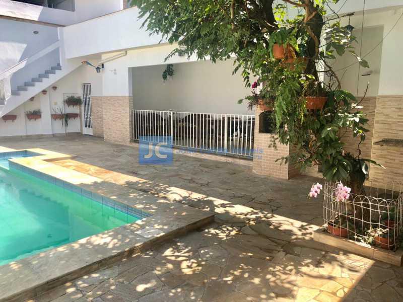 11 - Casa à venda Rua Almirante Ari Parreiras,Rocha, Rio de Janeiro - R$ 660.000 - CBCA40010 - 3