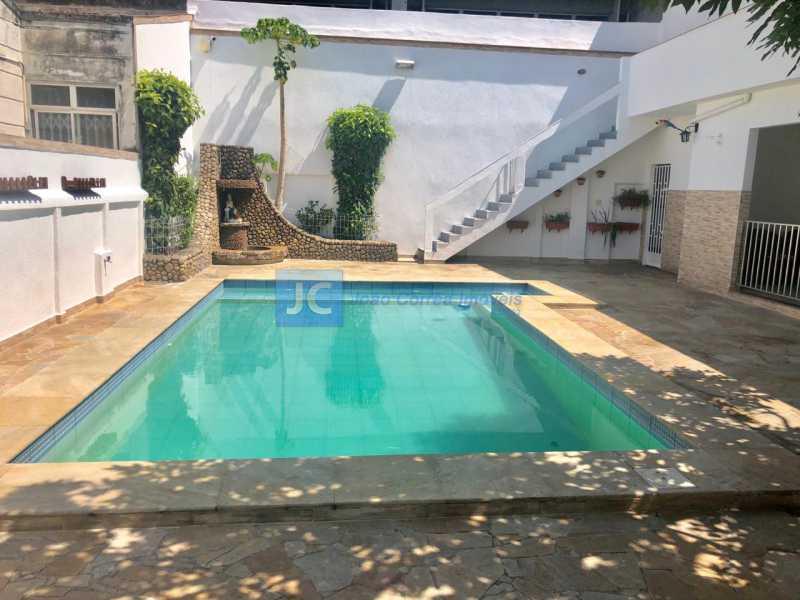 12 - Casa à venda Rua Almirante Ari Parreiras,Rocha, Rio de Janeiro - R$ 660.000 - CBCA40010 - 14