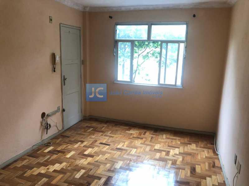 01 - Apartamento à venda Rua Violeta,Encantado, Rio de Janeiro - R$ 135.000 - CBAP20268 - 3