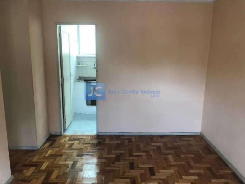 02 - Apartamento à venda Rua Violeta,Encantado, Rio de Janeiro - R$ 135.000 - CBAP20268 - 4