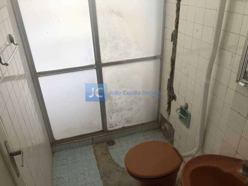 09 - Apartamento à venda Rua Violeta,Encantado, Rio de Janeiro - R$ 135.000 - CBAP20268 - 11