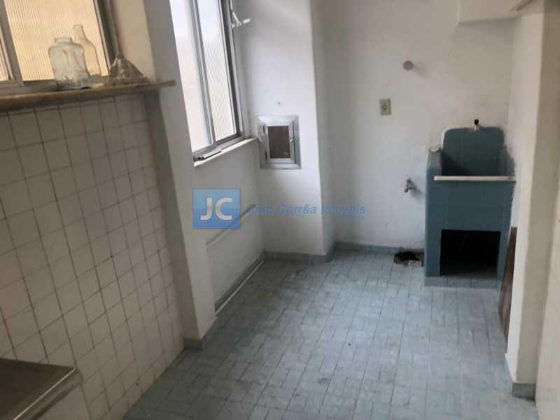 10 - Apartamento à venda Rua Violeta,Encantado, Rio de Janeiro - R$ 135.000 - CBAP20268 - 12