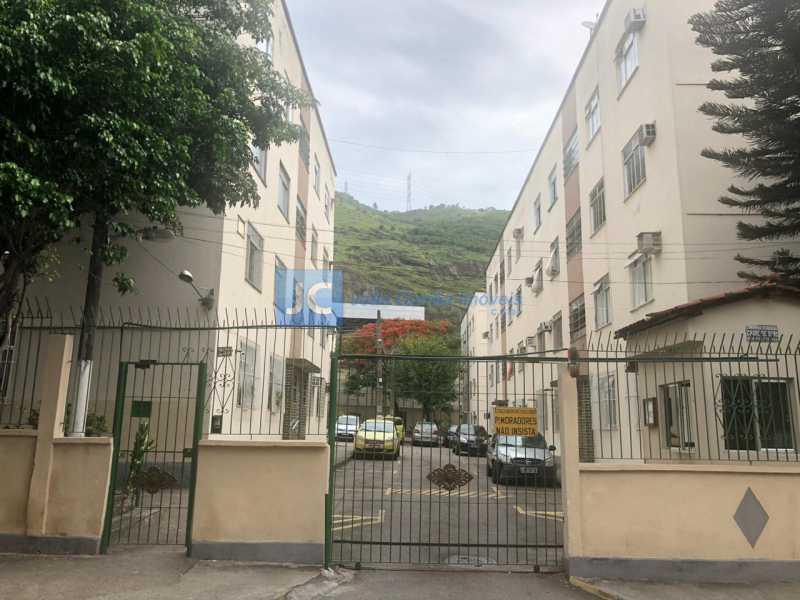 14 - Apartamento à venda Rua Violeta,Encantado, Rio de Janeiro - R$ 135.000 - CBAP20268 - 1