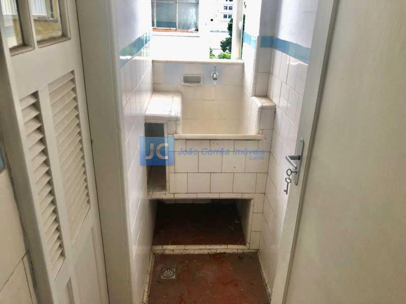 17 - Apartamento à venda Rua Monsenhor Jerônimo,Engenho de Dentro, Rio de Janeiro - R$ 175.000 - CBAP20269 - 18