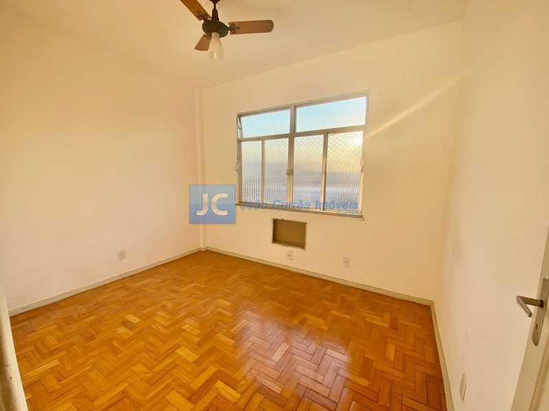 04 Primeiro quarto - Apartamento à venda Rua Monsenhor Jerônimo,Engenho de Dentro, Rio de Janeiro - R$ 175.000 - CBAP20269 - 5