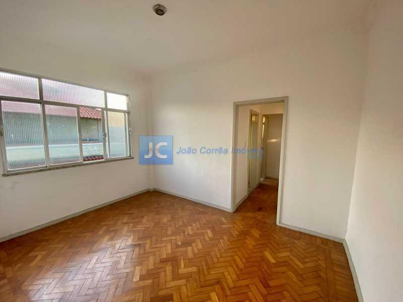 06 Segundo quarto - Apartamento à venda Rua Monsenhor Jerônimo,Engenho de Dentro, Rio de Janeiro - R$ 175.000 - CBAP20269 - 7