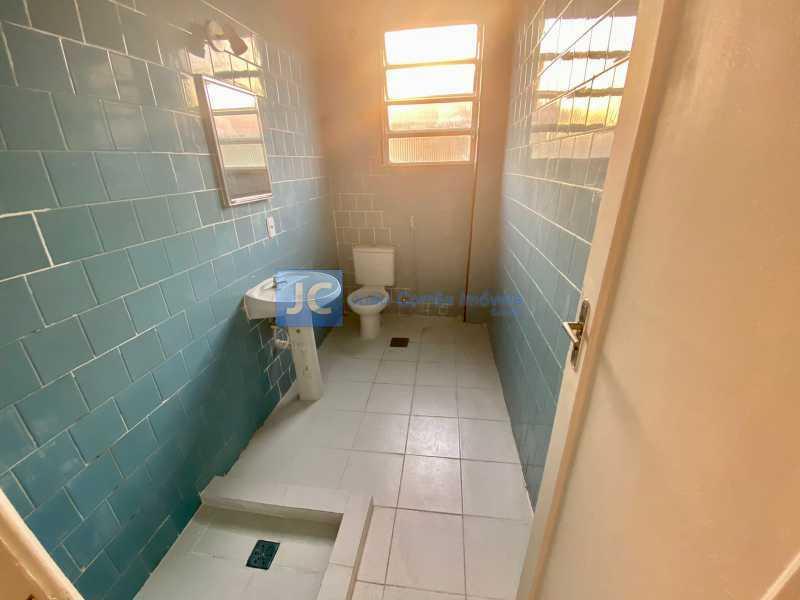 11 Banheiro social - Apartamento à venda Rua Monsenhor Jerônimo,Engenho de Dentro, Rio de Janeiro - R$ 175.000 - CBAP20269 - 11