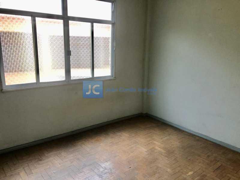 03 Primeiro quarto - Apartamento à venda Rua Monsenhor Jerônimo,Engenho de Dentro, Rio de Janeiro - R$ 165.000 - CBAP20270 - 4