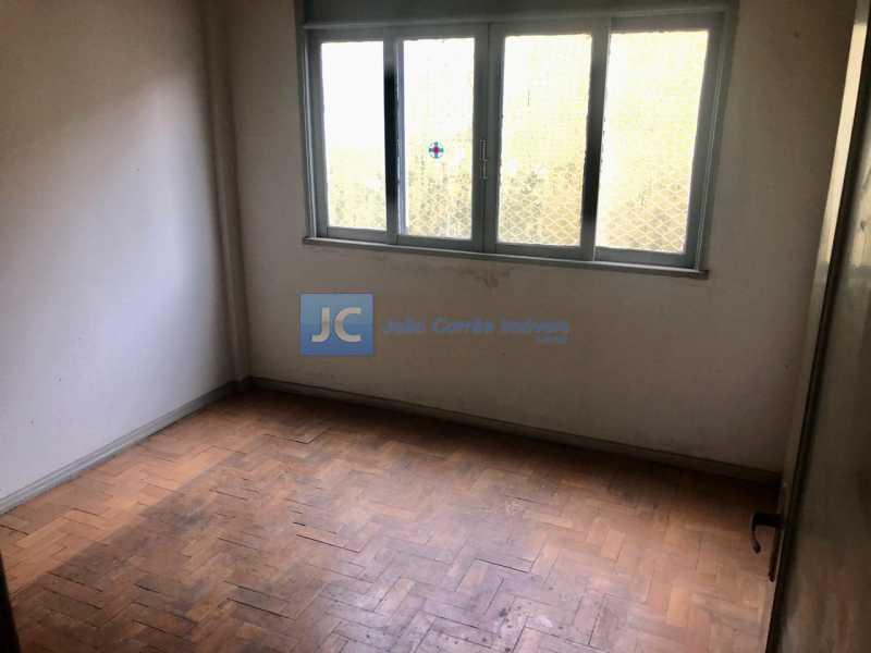 04 Primeiro quarto - Apartamento à venda Rua Monsenhor Jerônimo,Engenho de Dentro, Rio de Janeiro - R$ 165.000 - CBAP20270 - 5
