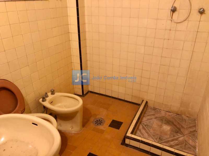 07 Banheiro social - Apartamento à venda Rua Monsenhor Jerônimo,Engenho de Dentro, Rio de Janeiro - R$ 165.000 - CBAP20270 - 8