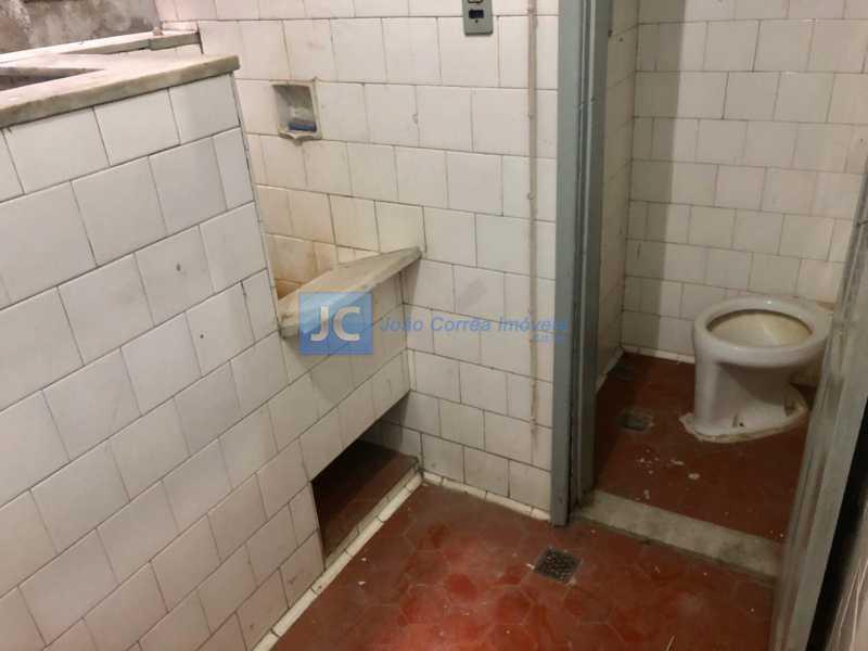 13 Área serviço - Apartamento à venda Rua Monsenhor Jerônimo,Engenho de Dentro, Rio de Janeiro - R$ 165.000 - CBAP20270 - 14