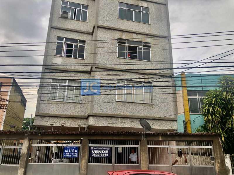 17 Fachada - Apartamento à venda Rua Monsenhor Jerônimo,Engenho de Dentro, Rio de Janeiro - R$ 165.000 - CBAP20270 - 18