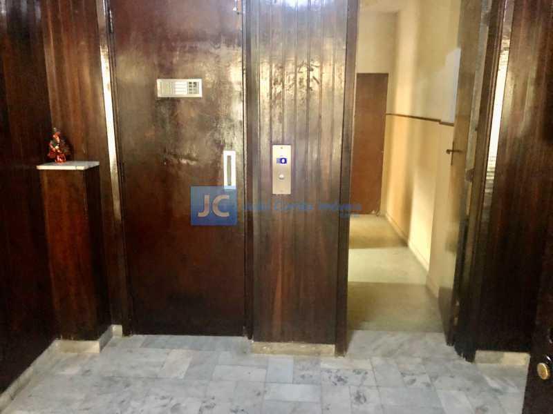 16 Hall elevador - Apartamento à venda Rua Monsenhor Jerônimo,Engenho de Dentro, Rio de Janeiro - R$ 165.000 - CBAP20270 - 17