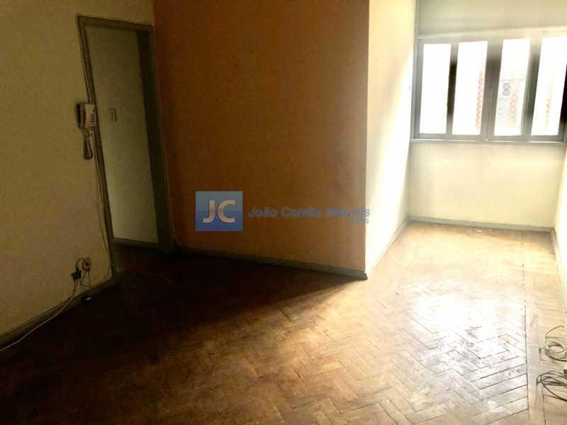 01 Salão - Apartamento à venda Rua Monsenhor Jerônimo,Engenho de Dentro, Rio de Janeiro - R$ 165.000 - CBAP20270 - 1