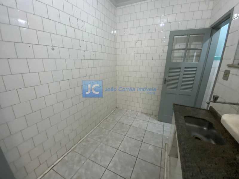 10 Cozinha - Apartamento à venda Rua Monsenhor Jerônimo,Engenho de Dentro, Rio de Janeiro - R$ 165.000 - CBAP20270 - 11