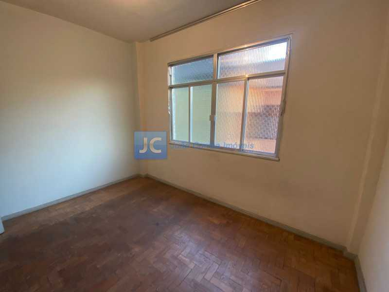 06 Segundo quarto - Apartamento à venda Rua Monsenhor Jerônimo,Engenho de Dentro, Rio de Janeiro - R$ 165.000 - CBAP20270 - 7