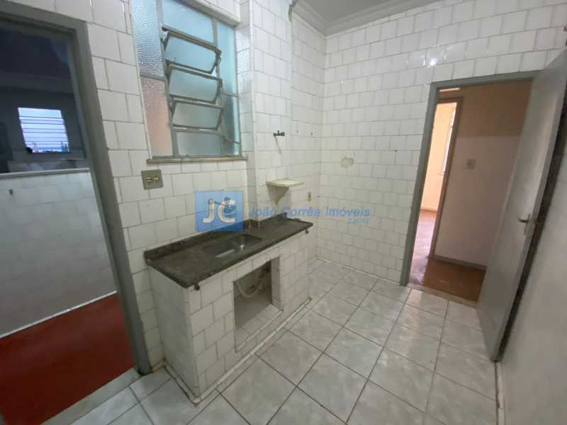 08 Cozinha - Apartamento à venda Rua Monsenhor Jerônimo,Engenho de Dentro, Rio de Janeiro - R$ 165.000 - CBAP20270 - 9