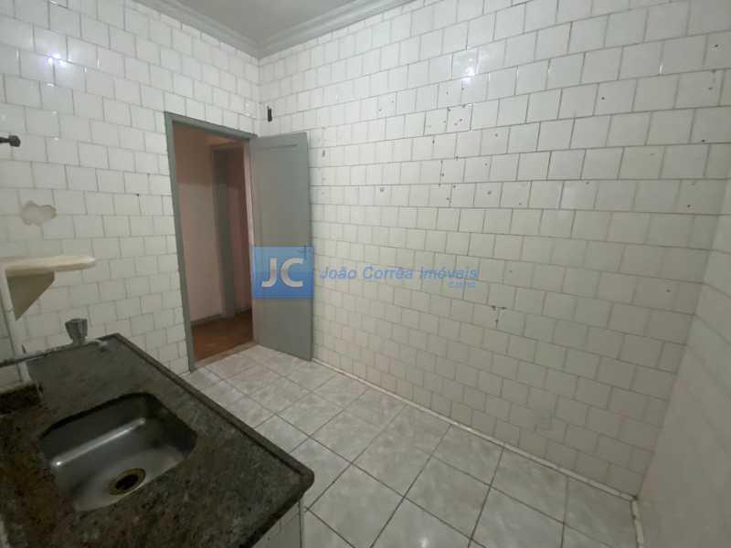 09 Cozinha - Apartamento à venda Rua Monsenhor Jerônimo,Engenho de Dentro, Rio de Janeiro - R$ 165.000 - CBAP20270 - 10