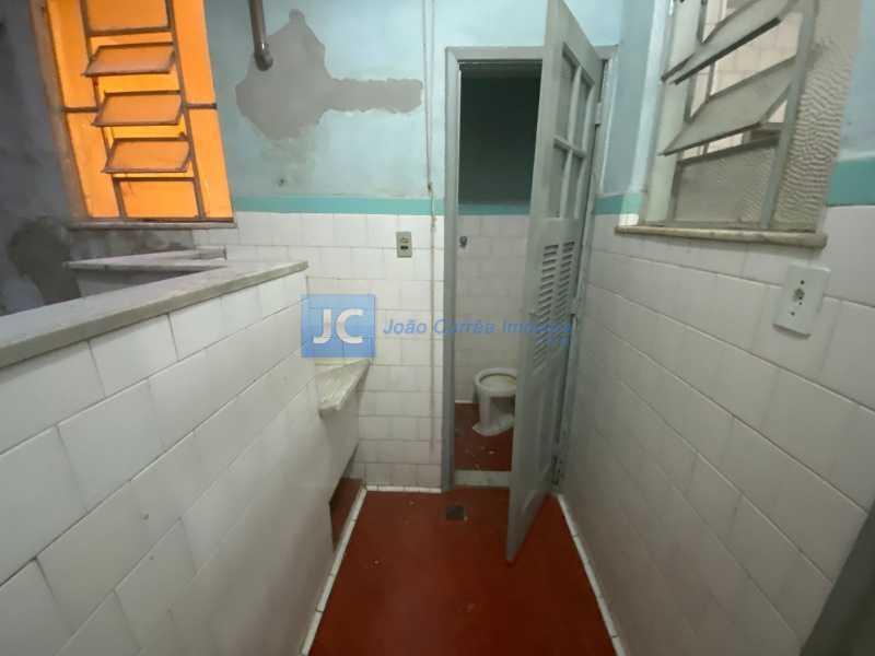12 Área serviço - Apartamento à venda Rua Monsenhor Jerônimo,Engenho de Dentro, Rio de Janeiro - R$ 165.000 - CBAP20270 - 13
