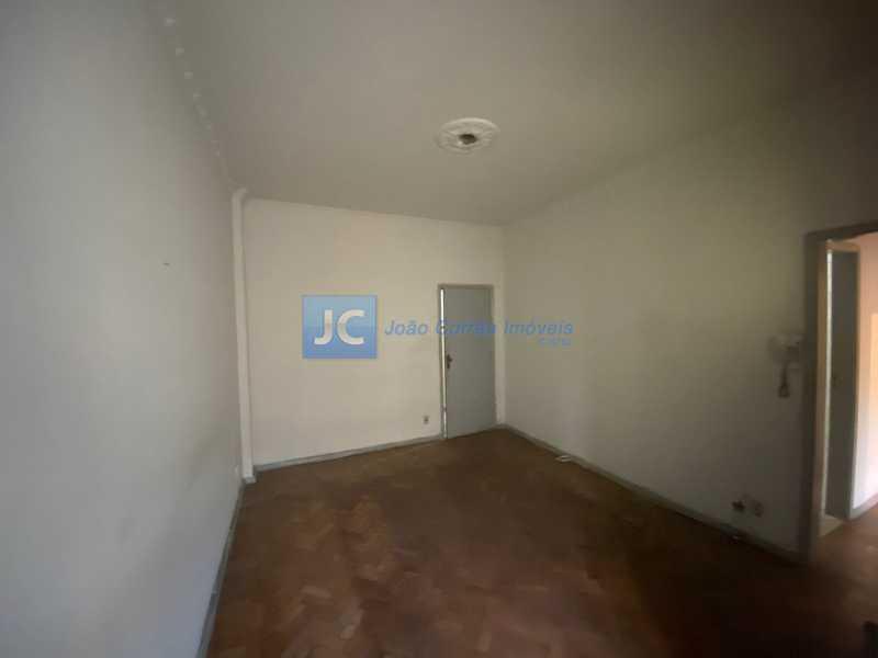 02 Salão - Apartamento à venda Rua Monsenhor Jerônimo,Engenho de Dentro, Rio de Janeiro - R$ 165.000 - CBAP20270 - 3