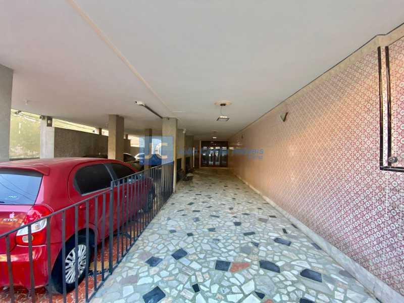 14 Entrada prédio - Apartamento à venda Rua Monsenhor Jerônimo,Engenho de Dentro, Rio de Janeiro - R$ 165.000 - CBAP20270 - 15