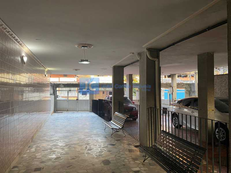 15 Entrada prédio - Apartamento à venda Rua Monsenhor Jerônimo,Engenho de Dentro, Rio de Janeiro - R$ 165.000 - CBAP20270 - 16