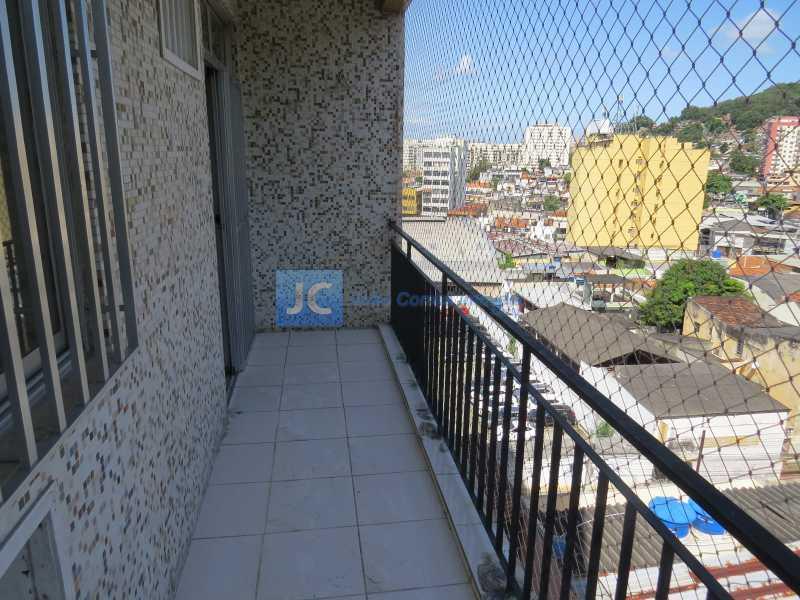04 - Apartamento 2 quartos à venda Engenho Novo, Rio de Janeiro - R$ 225.000 - CBAP20274 - 5