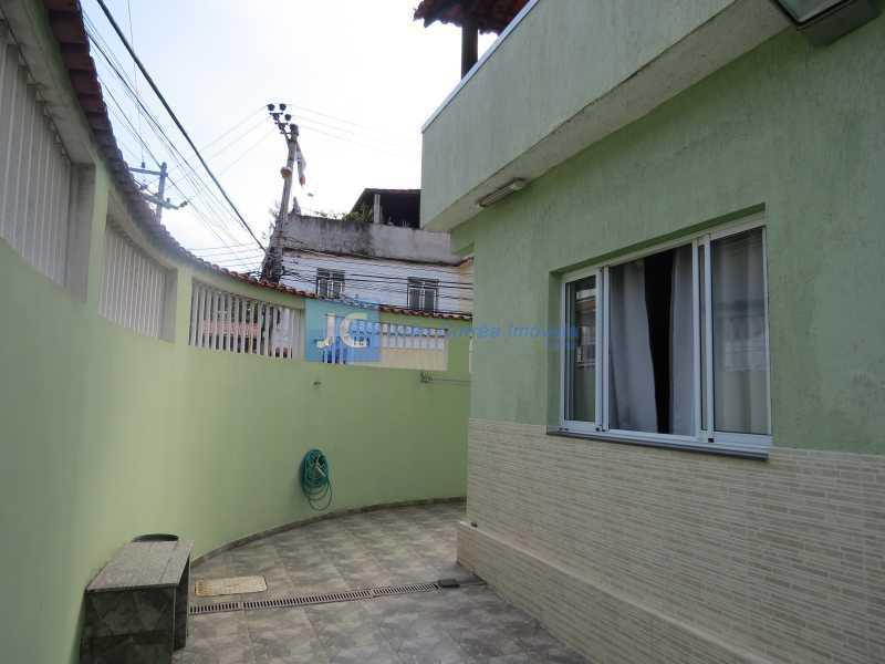 485 - Casa à venda Rua Tenente Abel Cunha,Higienópolis, Rio de Janeiro - R$ 550.000 - CBCA20007 - 1