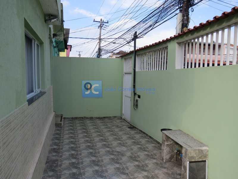 486 - Casa à venda Rua Tenente Abel Cunha,Higienópolis, Rio de Janeiro - R$ 550.000 - CBCA20007 - 3