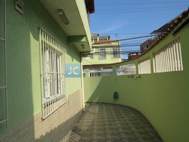 488 - Casa à venda Rua Tenente Abel Cunha,Higienópolis, Rio de Janeiro - R$ 550.000 - CBCA20007 - 4