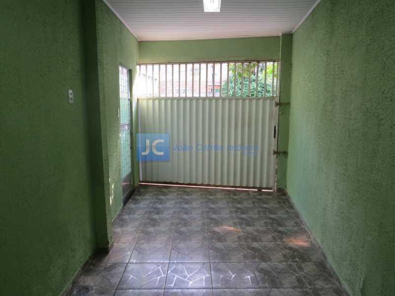 496 - Casa à venda Rua Tenente Abel Cunha,Higienópolis, Rio de Janeiro - R$ 550.000 - CBCA20007 - 10