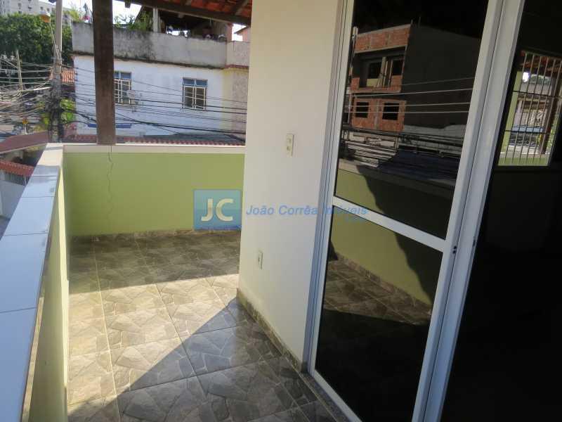 505 - Casa à venda Rua Tenente Abel Cunha,Higienópolis, Rio de Janeiro - R$ 550.000 - CBCA20007 - 18
