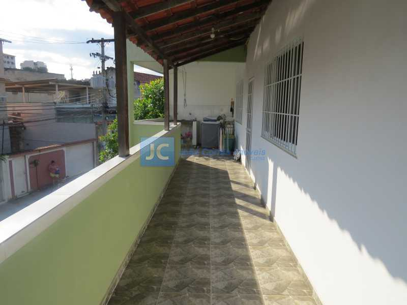 506 - Casa à venda Rua Tenente Abel Cunha,Higienópolis, Rio de Janeiro - R$ 550.000 - CBCA20007 - 19