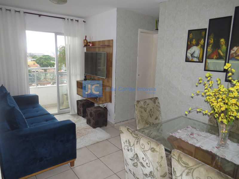 01 - Apartamento à venda Rua Coronel Almeida,Abolição, Rio de Janeiro - R$ 230.000 - CBAP20277 - 1