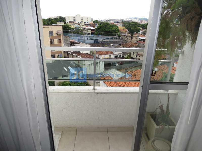 04 - Apartamento à venda Rua Coronel Almeida,Abolição, Rio de Janeiro - R$ 230.000 - CBAP20277 - 5