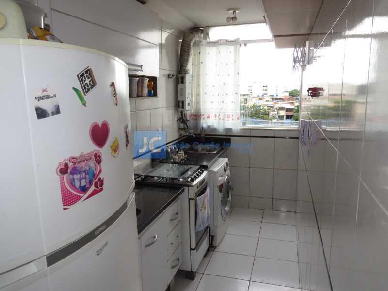 12 - Apartamento à venda Rua Coronel Almeida,Abolição, Rio de Janeiro - R$ 230.000 - CBAP20277 - 13