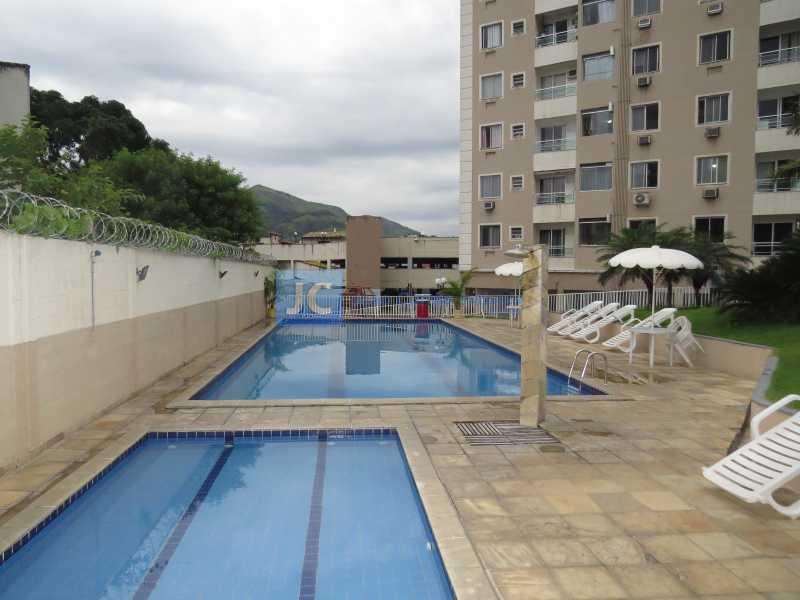 18 - Apartamento à venda Rua Coronel Almeida,Abolição, Rio de Janeiro - R$ 230.000 - CBAP20277 - 19