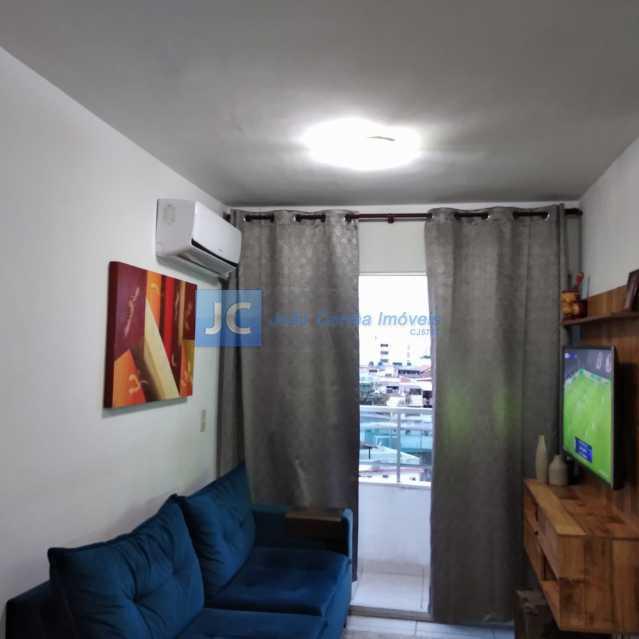 edfb437a-fcd0-4378-983f-c269d1 - Apartamento à venda Rua Coronel Almeida,Abolição, Rio de Janeiro - R$ 230.000 - CBAP20277 - 3