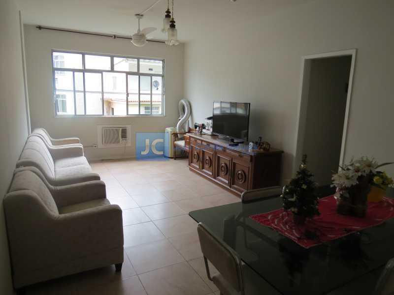 023 - Apartamento à venda Rua Maranhão,Méier, Rio de Janeiro - R$ 460.000 - CBAP30128 - 1