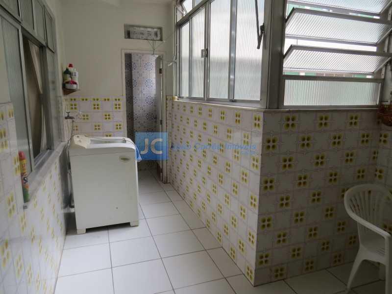 037 - Apartamento à venda Rua Maranhão,Méier, Rio de Janeiro - R$ 460.000 - CBAP30128 - 14